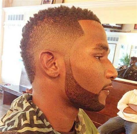 mohawk fade on black men 15 black mens mohawk hairstyles black men hairstyles