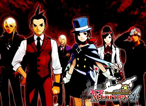 Ace Attorney Court Records Ace Attorney Apollo Justice Teil 4 Portablegaming De