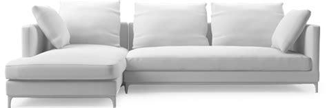 narrow sofas uk crescent contemporary medium narrow corner sofa