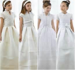Vestidos De Primera Comunion Elegantes » Home Design 2017