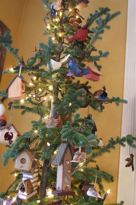 bird ornaments for christmas tree images