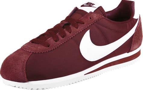 maroon nike shoes nike classic cortez shoes maroon