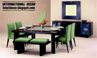 modern luxury italian dining room furniture ideas