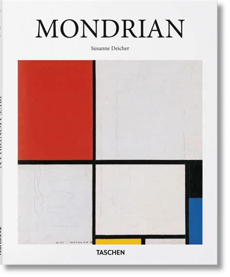 libro holbein basic art 2 0 mondrian serie menor arte libros taschen