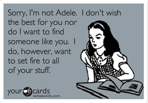 what does i found a boy by adele mean sorry i m not adele i don t wish the best for you nor do