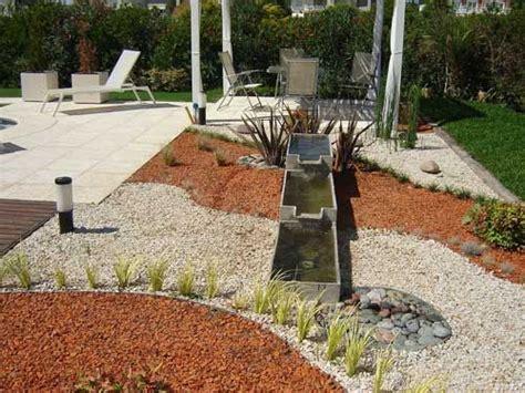 imagenes jardines secos c 243 mo armar jardines secos design exteriores pinterest