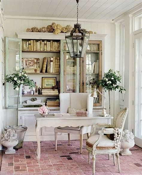country chic style home decor shabby chic home office of me