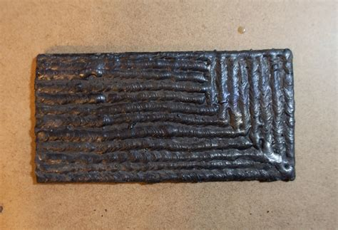 welding bead pattern silvan linn design