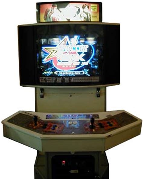 Gaming Cabinet 2000 by Capcom Vs Snk Millennium Fight 2000 Videogame By