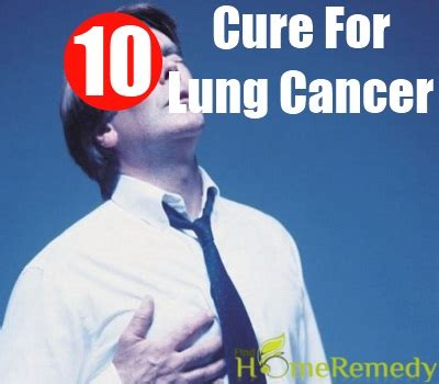 is there a cure for lung cancer natural cure for lung cancer how to cure for lung cancer