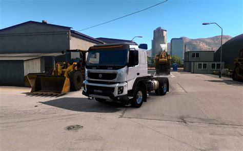 american volvo volvo american truck simulator mods