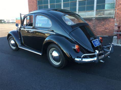 spectacular  beetle sunroof  original miles time warp condition  sale