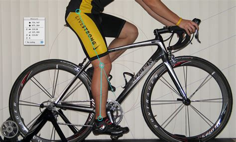 how to find your ideal saddle height i bicycling