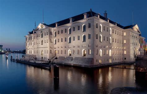 het scheepvaartmuseum an unprecedented event venue - Scheepvaartmuseum Heldenhoek