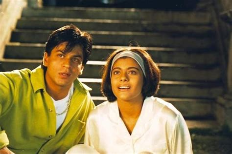 kuch kuch hota hai means kajol birthday special on screen with shah
