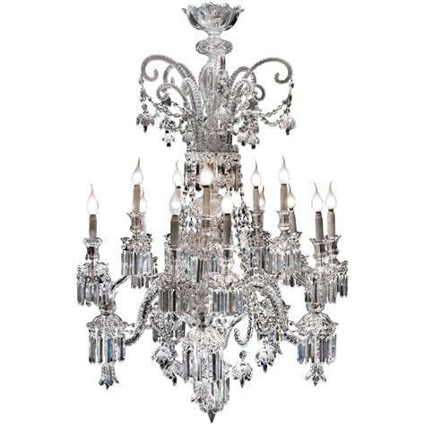 Baccarat Chandelier For Sale Amazing Chandelier Of Baccarat 1825s For Sale At 1stdibs