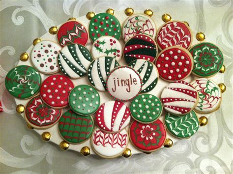 christmas ornament cookies christmas ornament cookies