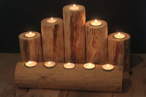 1000 ideas about fireplace candle holder on