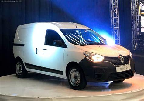 2019 Renault Kangoo by Renault Kangoo 2019 Caracter 237 Sticas Equipamiento Y