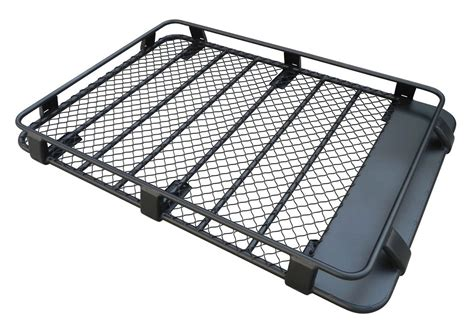 Length Roof Rack steel roof rack 3 4 length 4wd outdoor products