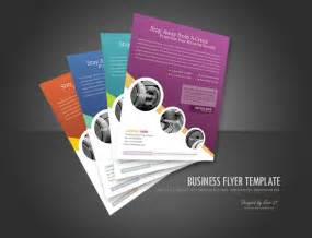 Business Flyer Templates Free Printable Business Flyer Template Psdbucket Com