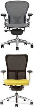 Haworth Zody Recyclable Aeron Contender by What S In A Chair Office Furniture Companies Embrace