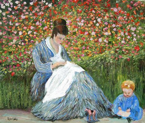 cuadros de manet las flores en la pintura viii un pintor y un