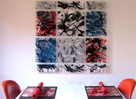 how to drip acrylic paint on canvas 33 best images about recycled on plastic