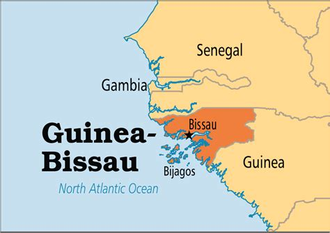 guinea bissau world map guinea bissau operation world
