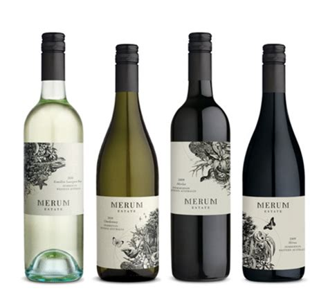 best wine labels all things organic illustrated wine labels