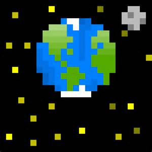 piq earth moon 100x100 pixel art hugo balthazar designer
