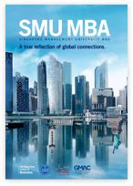 Smu Mba Brochure by Career Services And Connecting With The Business Community