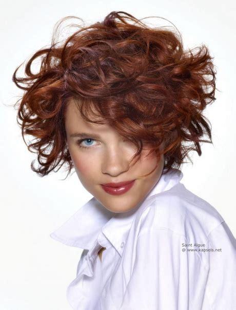 Krullend Haar by Boblijn Kapsels Krullend Haar