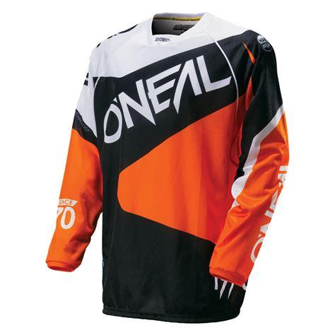 oneal motocross jersey oneal o 180 neal hardwear flow jersey 2016 motocross tr 248 jer