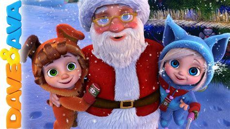 merry christmas   christmas songs  kids dave  ava youtube