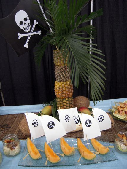 pirate themed decorations martie knows