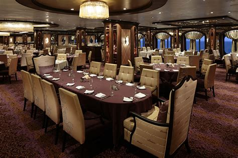 Formal Dining Room Pictures by Dynamic Dining Everything You Need To Know Cruise Critic