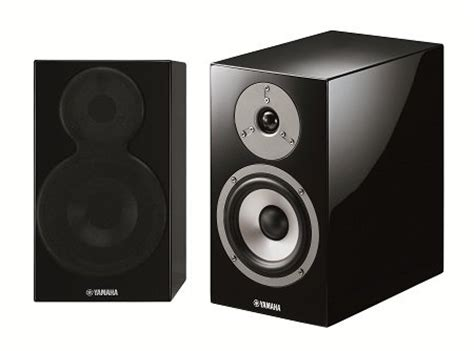 yamaha ns bp400pn bookshelf speakers home