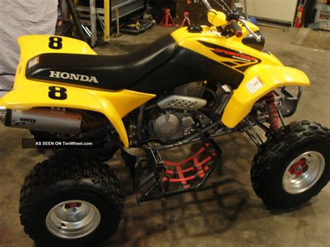 Honda 400ex Rack by 2002 Honda Sportrack 400ex