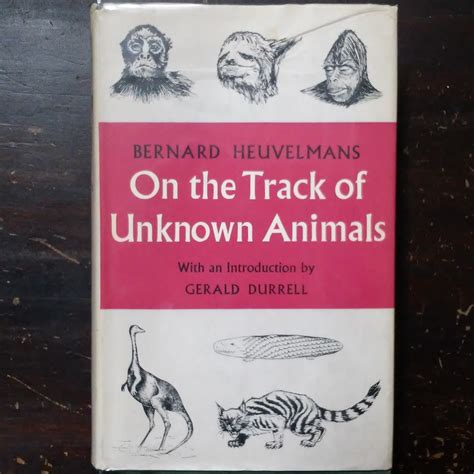 the unknown unknown bookshops 1848317840 on the track of unknown animals heuvelmans