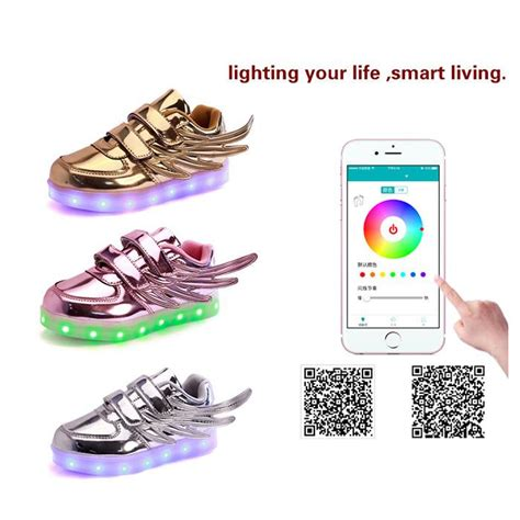 light up shoes app dropshipping design app led light up board