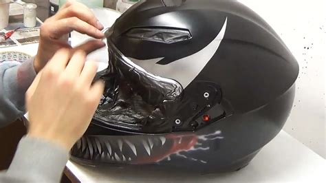 airbrushed motocross helmets venom on agv k 3 sv motorcycle helmet aerograf airbrush