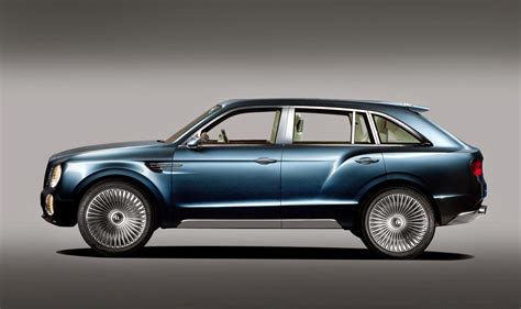 bentley suv smaller bentley suv to follow size model carscoops