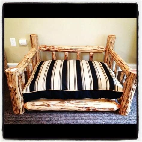 Handmade Timber Beds - handmade pre fallen timber cedar log bed by
