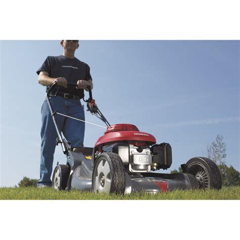 honda  propelled push lawn mower cc honda gcv engine  deck model hrxkhya