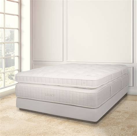 custom comfort beds legacy w legacy 2 1 topper cal king custom comfort mattress