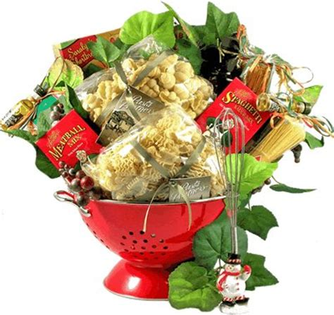 italian christmas holiday gourmet food gift basket size