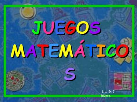 imagenes juegos matematicos secundaria juegos matematicos 1