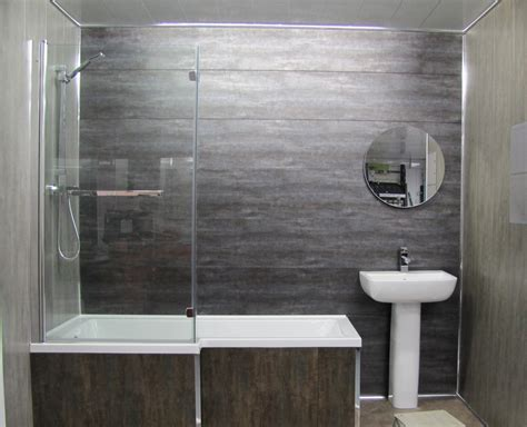bathroom cladding chromite wall cladding 2 7mtrs x 300mm x 8mm per panel