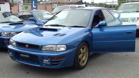 1998 Subaru Wrx by 1998 Subaru Impreza Wrx Sti Ra 555 Limited Sold To Yet